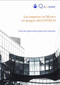 Las empresas en México en tiempos del COVID-19