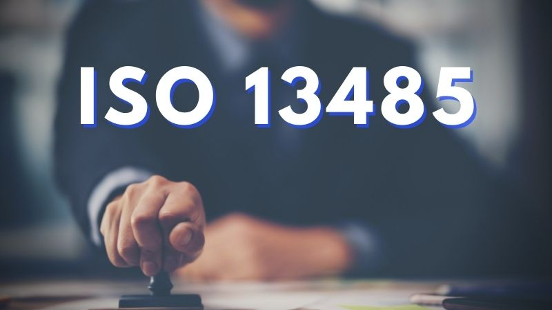 How to certify ISO 13485