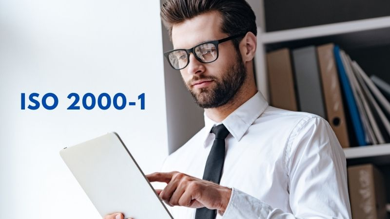 How to certify ISO 20000-1