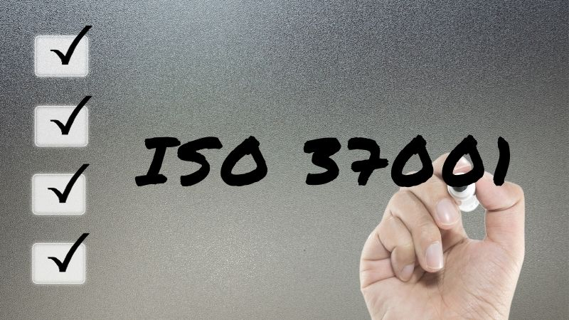 How to certify ISO 37001