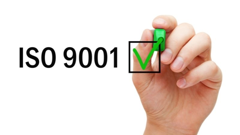 How to certify ISO 9001