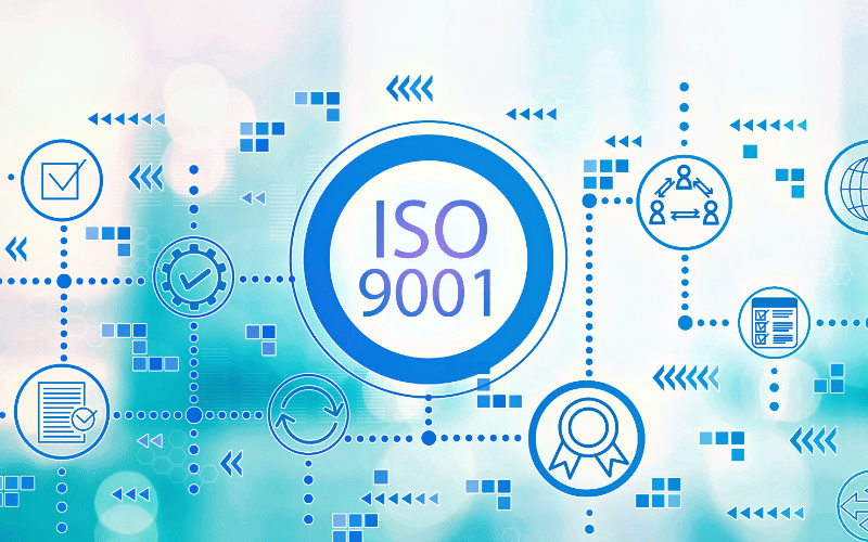 STRUCTURE OF THE ISO 9001:2015 STANDARD