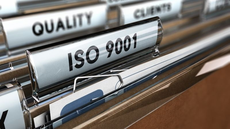 ISO Standard 9001