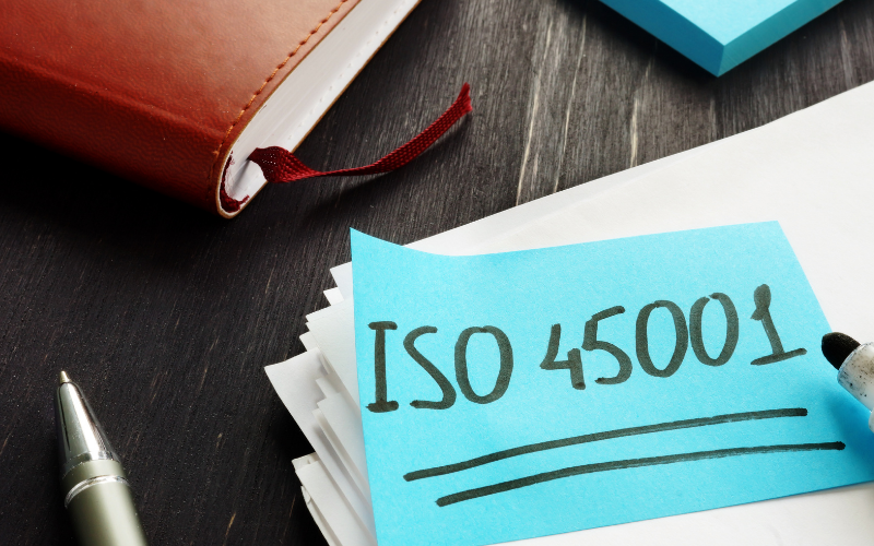 ISO 45001 standard
